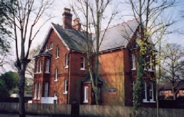 Farnborough - Stephen Gould House